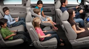 10 Important Features for the Family Vehicle