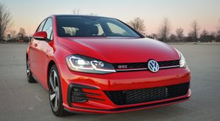 2019 VW GTI earns IIHS Top Safety Pick