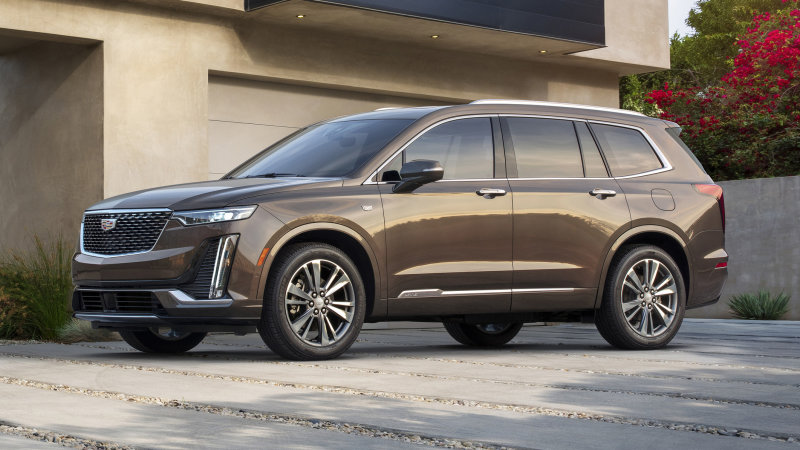 2020 Cadillac XT6 fuel economy revealed