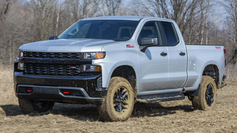 2020 Chevrolet Silverado allows you to spec the 6.2-liter V8 on more trims