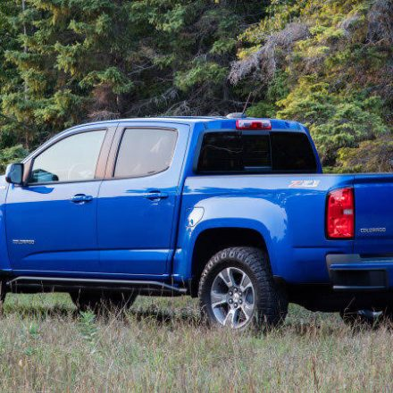 2020 Chevy Colorado gets minor changes up against Ranger, Gladiator