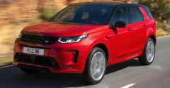 2020 Land Rover Discovery Sport announced with 48-volt mild-hybrid system
