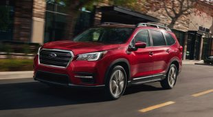 2020 Subaru Ascent offers more tech for the same price