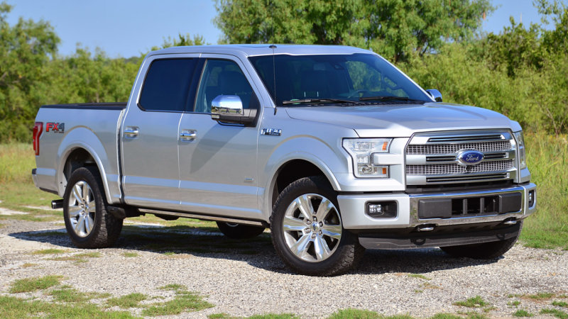 Aluminum Ford F-150 has low insurance losses vs other trucks
