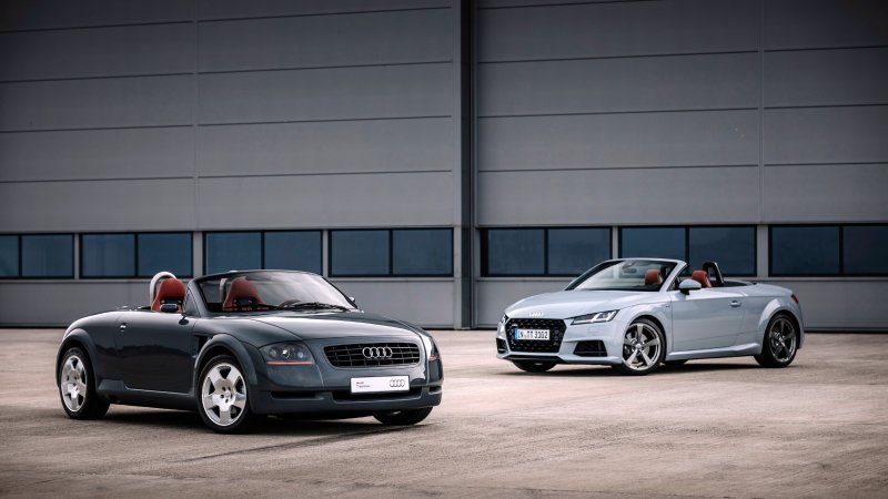 Audi to kill off the TT in favor of a tighter electrified lineup