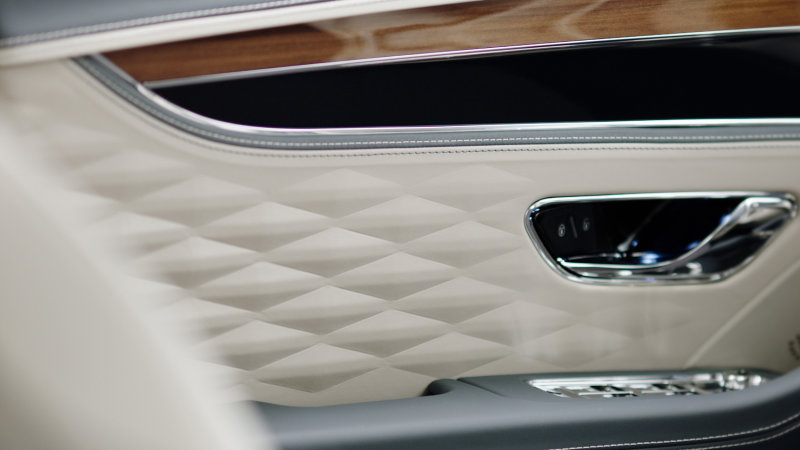 Bentley Flying Spur teased - Autoblog