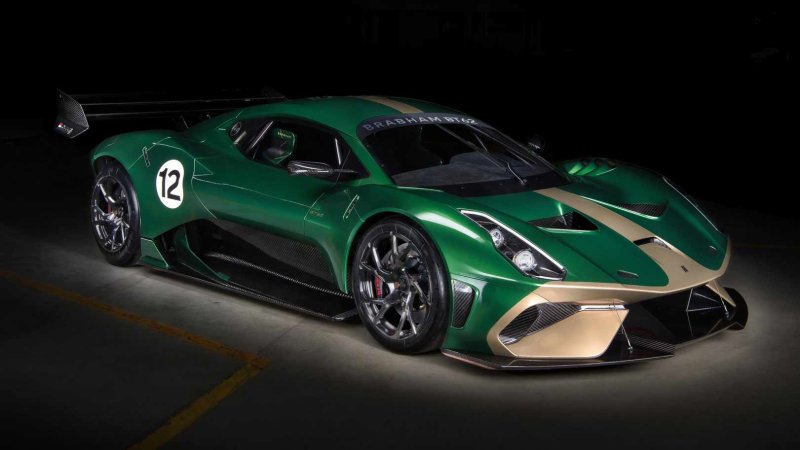 Brabham Automotive already working on a more affordable road car