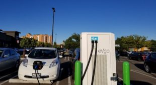 EVgo is installing fast chargers at Chevron filling stations