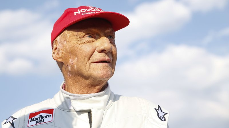 F1 legend Niki Lauda dies at 70