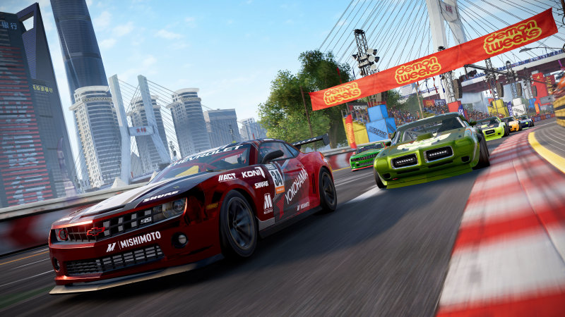Fourth GRID racing game announced for September