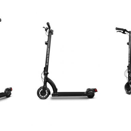 Here's BMW's take on city scooters