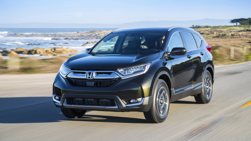 Honda CR-Vs, Civics get extended warranty due to engine issues
