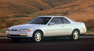 Honda files trademark for Legend nameplate, possibly signaling a return