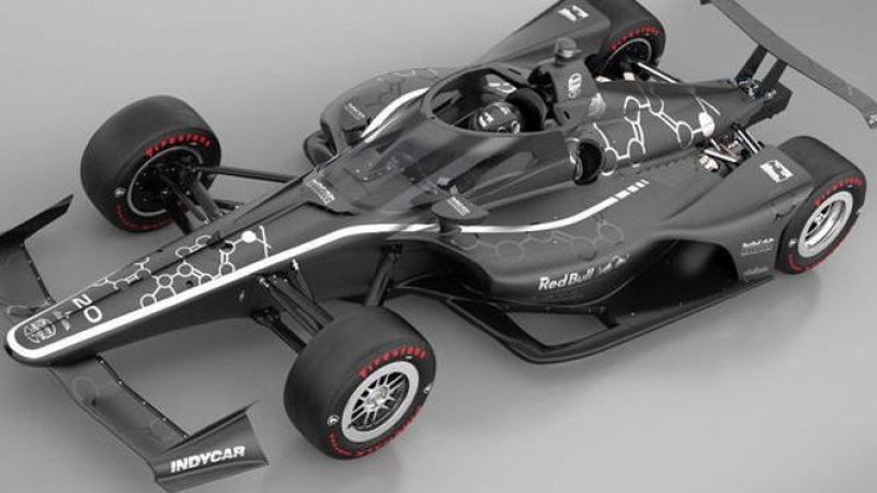 IndyCar adopting 'Aeroscreen' driver protection
