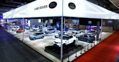 Jaguar Land Rover posts profitable quarter amidst big yearly losses