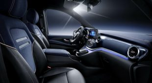 Mercedes-Benz Concept EQV electric van | 5 cool discoveries