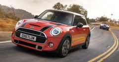 Mini manual transmission take rate is 11% for 2019