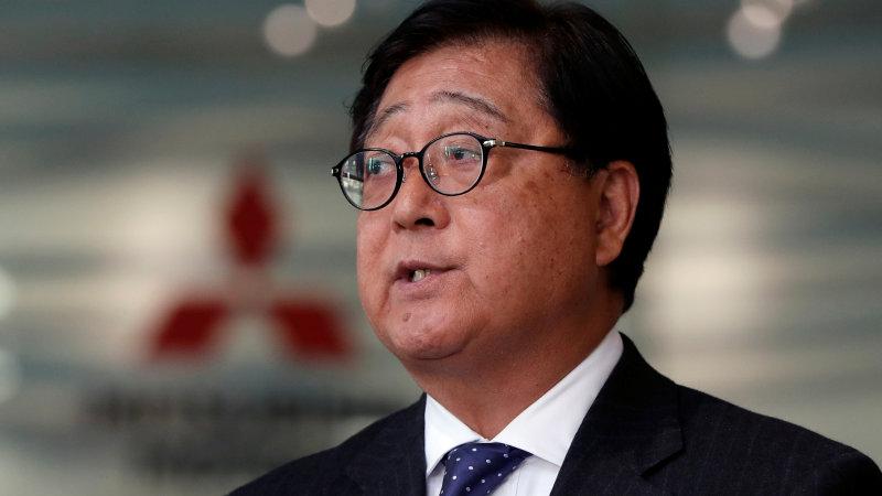 Mitsubishi gets new CEO - Autoblog