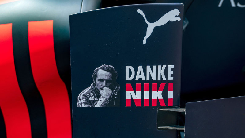 Monaco Grand Prix will honor the late Niki Lauda