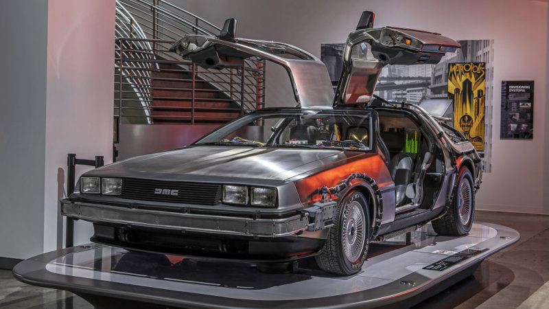 Petersen Museum 'Hollywood Dream Machines' exhibit opens in May
