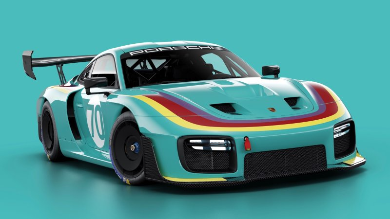 Porsche 935 gets 7 perfectly retro livery options