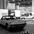 Porsche celebrating 50 years of the 914 with special exhibit
