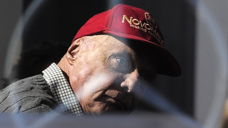 Racing world reacts to the death of Niki Lauda