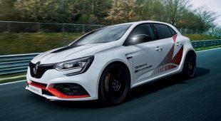 Renault Megane R.S. Trophy-R takes front-drive Nurburgring record