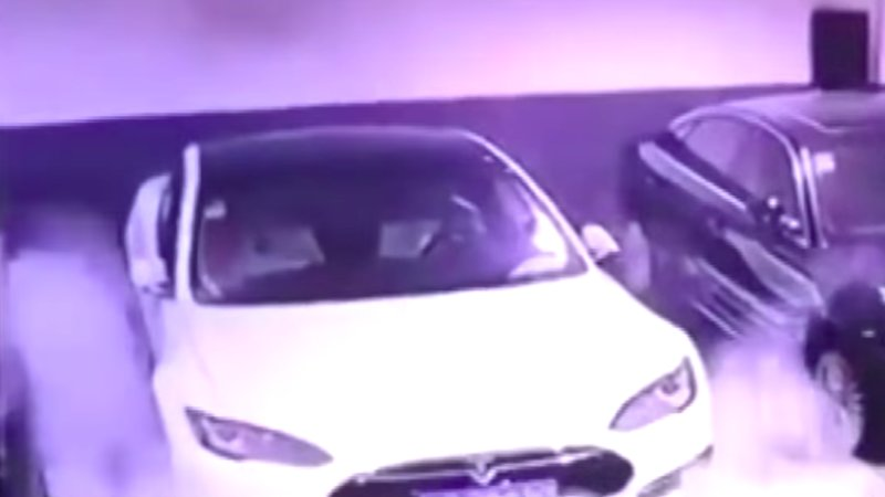 Tesla updates battery software after car fires in China and Hong Kong