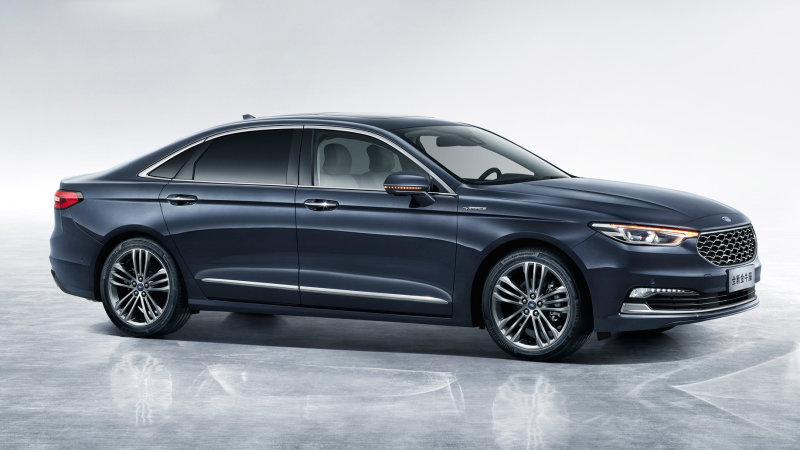 The Chinese Ford Taurus got a facelift for 2020