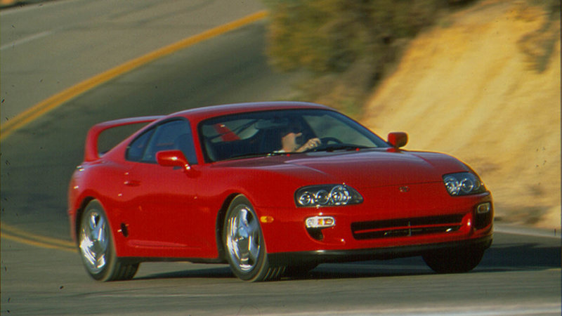 Toyota will supposed begin reproducing parts for the Mark III A70 and Mark VI A80 Supra