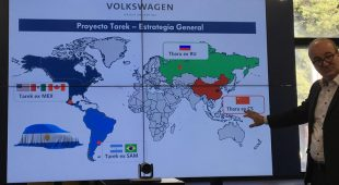 Volkswagen Tarek to launch in North America as VW's smallest SUV